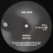 Carl Craig - Darkness / Angel