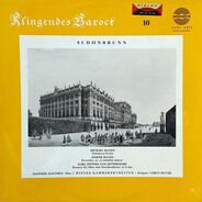 Carlo Zecchi , Wiener Kammerorchester , Manfred Kautzky - Klingendes Barock 10 - Schönbrunn