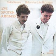 Carlos Santana / John McLaughlin - Love Devotion Surrender