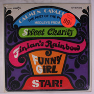 Carmen Cavallaro - Medleys From Sweet Charity, Finian's Rainbow, Funny Girl, & Star!