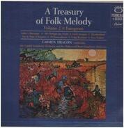 Carmen Dragon , Capitol Symphony Orchestra - A Treasury Of Folk Melody - Volume 2