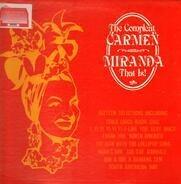 Carmen Miranda - The Compleat Carmen - Miranda That is !