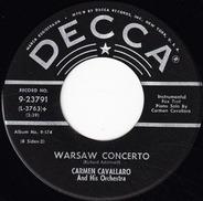 Carmen Cavallaro And His Latin Rhythms - Warsaw Concerto