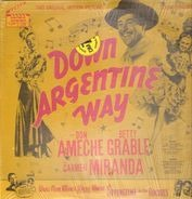 Carmen Miranda, Harry James and his Orchestra - Down Argentine Way / Springtime in the Rockies