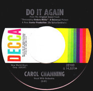 Carol Channing - Do It Again