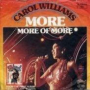 Carol Williams - More