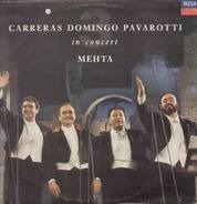Carreras Domingo Pavarotti, Mehta - 3 in Concert