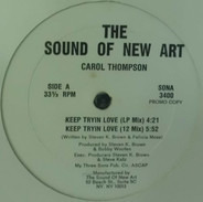 Carroll Thompson - Keep Tryin Love