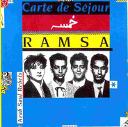 Carte De Séjour - Ramsa (Arab Soul Rebels)