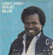 Casey Jones - Solid Blue