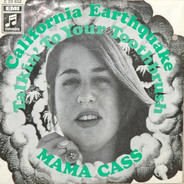 Cass Elliot - California Earthquake / Talkin' To Your Toothbrush