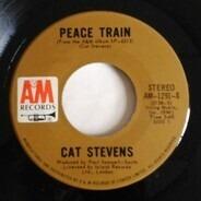 Cat Stevens - Peace Train / Where Do The Children Play