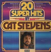 Cat Stevens - 20 Super Hits By Cat Stevens