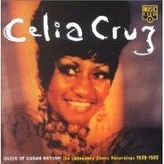 Celia Cruz - Queen of Cuba Rhythm