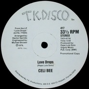 Celi Bee - Love Drops / Can't Let You Go