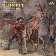 César Franck , Eva Bernáthová , Janáček Quartet - Quintet