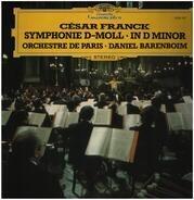 César Franck , The Chicago Symphony Orchestra , Pierre Monteux - Symphonie D-Moll