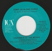 Chairmen Of The Board - Come On In And Dance