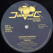 Chalice - A Wicked Intention
