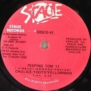 Chalice / Toots Hibbert / Yellowman - Peeping Tom 11