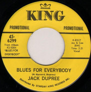 Champion Jack Dupree - Blues For Everybody / Tongue Tied Blues