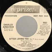 Charles Aznavour - After Loving You / Apres L' Amour