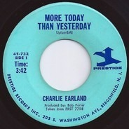 Charles Earland - More Today Than Yesterday / The Mighty Burner