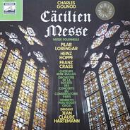 Charles Gounod - Pilar Lorengar , Heinz Hoppe , Franz Crass , Les Chœurs René Duclos , Orchestre De - Cäcilien Messe (Messe Solennelle)