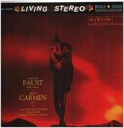 Charles Gounod / Georges Bizet - Orchestra Of The Royal Opera House, Covent Garden , Alexander Gibs - 'Faust' Ballet Music / 'Carmen' Suite
