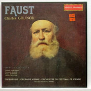 Charles Gounod / Wiener Staatsopernchor , Wiener Festspielorchester , Gianfranco Rivoli - Faust