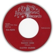 Charles Brown / Lloyd Glenn - Merry Christmas Baby / Sleigh Ride