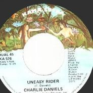 Charlie Daniels - Uneasy Rider / Funky Junky