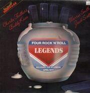Charlie Feathers, Buddy Knox, Jack Scott - Four Rock'N'Roll Legends