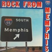 Charlie Feathers, Jay Hadley, a. o. - Rock From Memphis