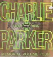 Charlie Parker - Charlie Parker Memorial Volume 4