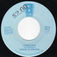Charlie Gracie - Fabulous / Butterfly
