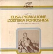 Cherubini - Elisa / Pigmalione / L'Osteria Portoghese