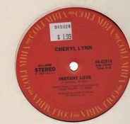 Cheryl Lynn - Instant Love / I Just Wanna Be Your Fantasy