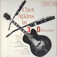 Chet Atkins - Chet Atkins in Three Dimensions