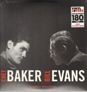 Chet Baker & Bill Evans - Complete Recordings