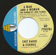 Chet Baker & Strings - A Man And A Woman / All