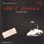 Chet Baker - The  Newport Years, vol. 1
