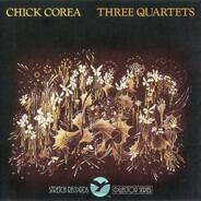 Chick Corea - Three Quartets