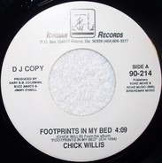 Chick Willis - Footprints in My Bed