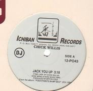 Chick Willis - Jack You Up /  I Want A Big Fat Woman / I Want To Play With Your Poodle