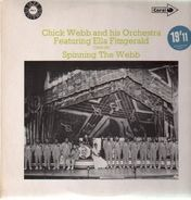Chick Webb And His Orchestra Featuring Ella Fitzgerald - Spinning The Webb