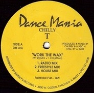Chilly Tee - Work The Wax