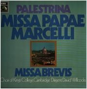 Choir of King's College, Cambridge; David Willcocks - Palestrina - Missa Papae Marcelli