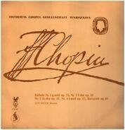 Chopin / Jan Ekier - Ballade Nr.1 g-moll op.23, Nr.2 F-Dur op. 38, Nr.3 As-Dur op. 47, Nr.4 f.moll op. 52, Barcarole op.