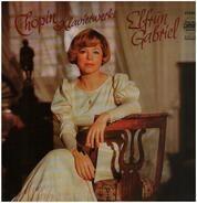 Chopin - Klavierwerke,, Elfrun Gabriel